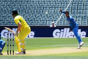 Australia vs India 2nd ODI: Marsh ton powers Australia to 298/9