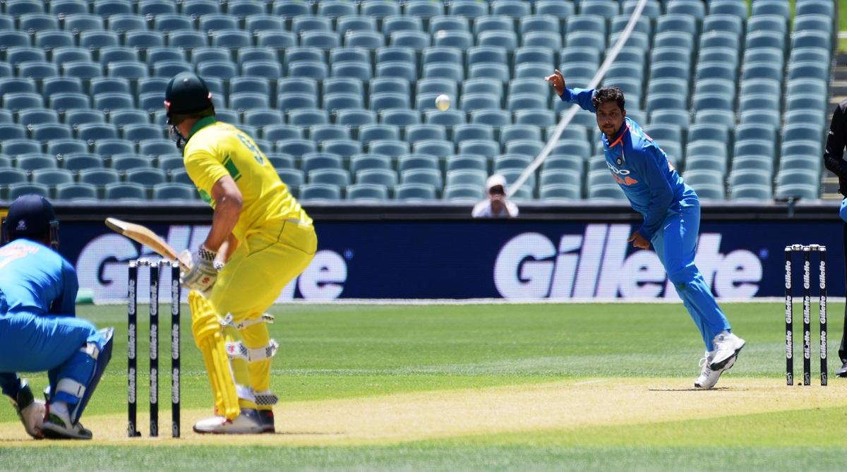 Australia vs India 2nd ODI, Shaun Marsh, Adelaide Oval, Ravindra Jadeja, Glenn Maxwell, Mohammed Shami, Bhuvneshwar Kumar