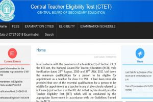 CBSE CTET 2018 result announced at ctet.nic.in | Check direct link here