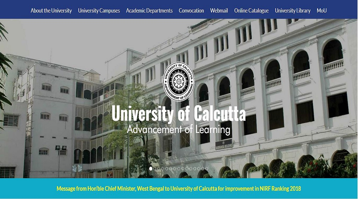 Calcutta University BA, BSc results(Honours/General and Major) 2018 declared at wbresults.nic.in, direct link here