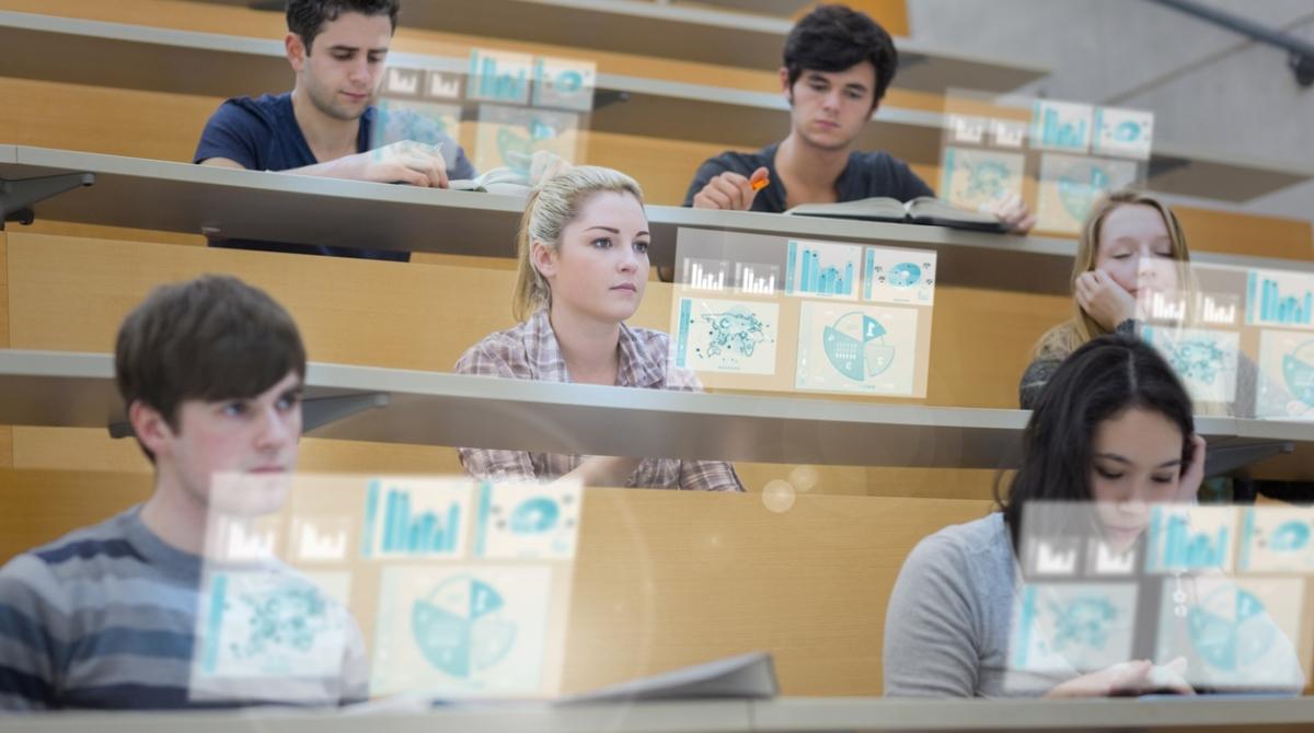 The metamorphosis of the future classroom