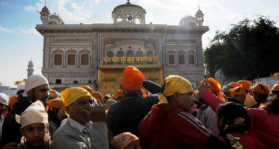 Guru Gobind Singh's birth anniversary, Punjab, Haryana, Himachal Pradesh, Chandigarh, Patna, Guru Gobind Singh, Lohri, Makar Sankranti, Khalsa Panth, Sikh community, Anandpur Sahib, Harmandir Sahib, Golden Temple, Gurdwara Janamasthan, Shiromani Gurdwara Parbandhak Committee, SGPC, Amarinder Singh