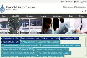 HSSC recruitment 2019: Applications invited for Instructors, welders and other posts, apply before February 4 at hssc.gov.in