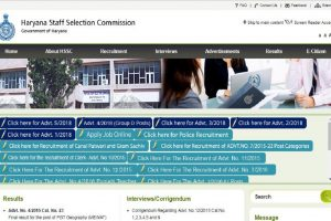 HSSC releases preliminary answer key of Constable exam at hssc.gov.in | Direct link here