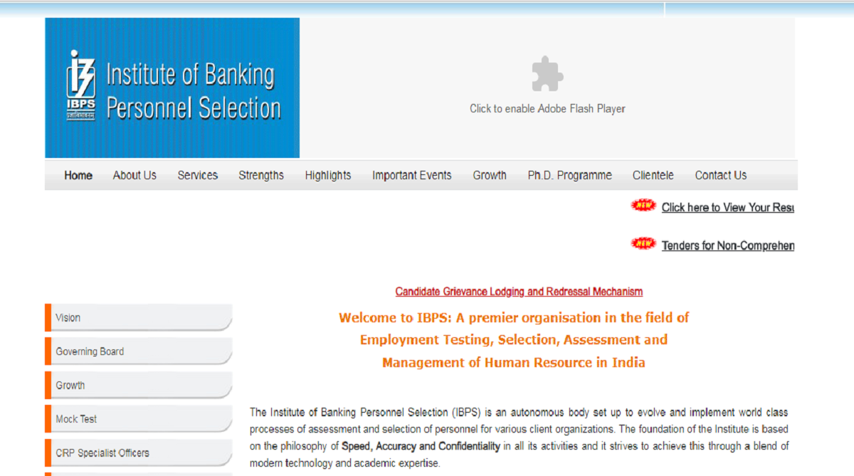 IBPS SO 2018, Institute of Banking Personnel Selection, ibps.in, IBPS SO prelims, specialist officer posts