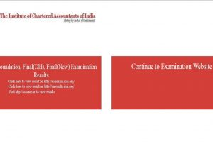 ICAI CA Foundation, Final, CPT results declared at icai.nic.in | Check steps to download here