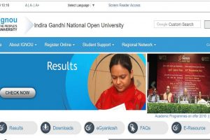 IGNOU OPENMAT July 2019 session: Online applications starts, apply till February 14 at ignou.ac.in