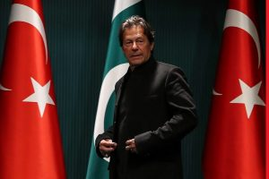 Anti-Pakistan sentiments roused in India for election purpose: Imran Khan