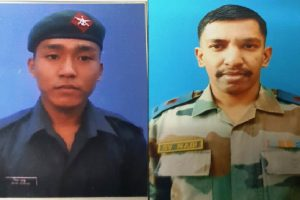 Rifleman, Major martyred in IED blast hailed from West Bengal, Maharashtra