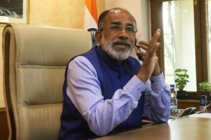 Backstabbing is in DNA of Malayalees, says minister KJ Alphons