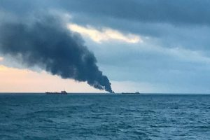 2 ships with 15 Indian crew members catch fire off Russia coast; 11 dead, 9 missing