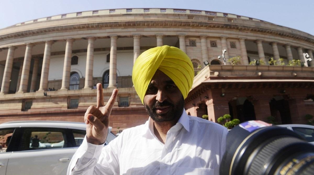 Bhagwant Mann back as Aam Aadmi Party's Punjab Chief