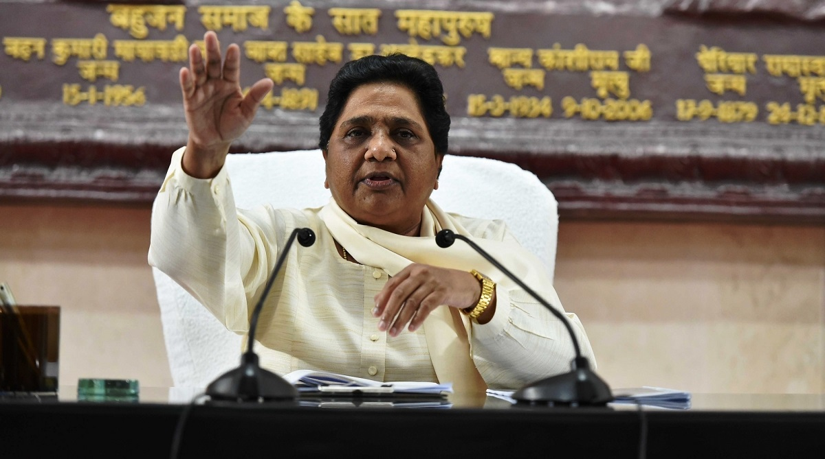 Mayawati cuts into BJP, CBI investigation, Samajwadi Party, Bahujan Samaj Party, Uttar Pradesh, Lok Sabha elections 2019, Mayawati, Akhilesh Yadav, Bharatiya Janata Party, SP-BSP alliance, Taj Corridor case, CBI, Hamirpur district