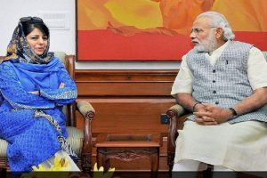 Mehbooba Mufti blasts PM Modi for 'wasting' massive mandate, not addressing Kashmir issue
