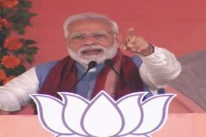 PM Modi says centre working hard for development of eastern states; slams Opposition