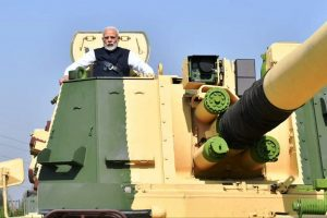 Vibrant Gujarat Summit 2019: PM Modi inaugurates Armoured Systems Complex at Hazira
