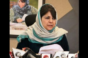 Mehbooba asks Modi government to initiate talks with Pakistan and Hurriyat