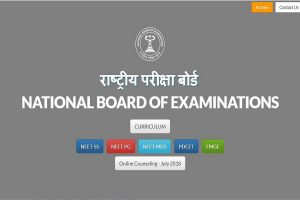 NEET PG 2019: NBE to declare results today at nbe.edu.in | Check details here