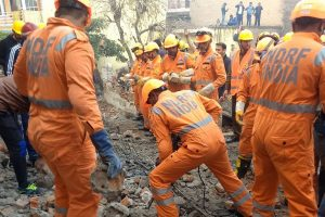 Over 5 trapped as four-storey building collapses in Gurgaon, rescue ops on