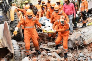 Gurgaon Building Collapse: 6 killed, several trapped under debris