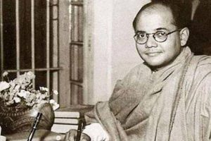Nation pays homage to Netaji Subhas Chandra Bose on his 122nd birth anniversary