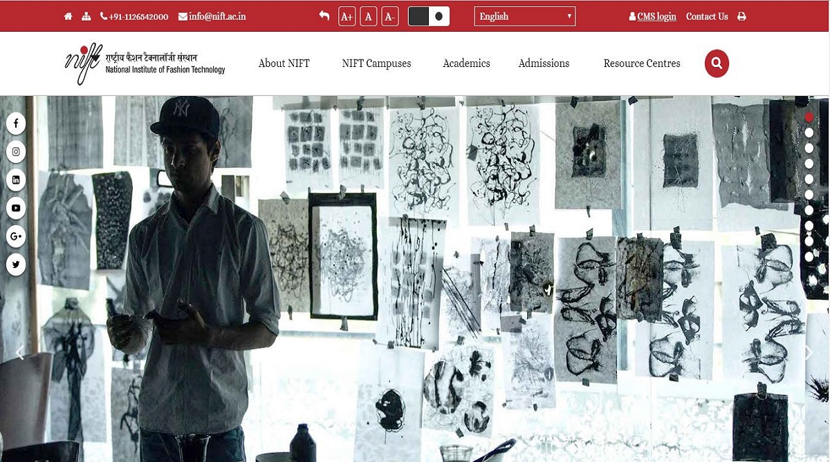 NIFT 2019, National Institute of Fashion Technology, nift.ac.in, NIFT 2019 admit cards