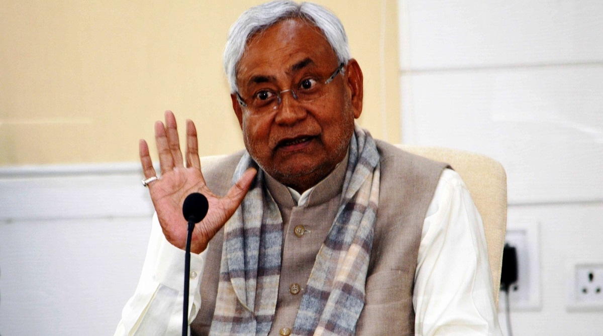 Party discomfited by Nitish line