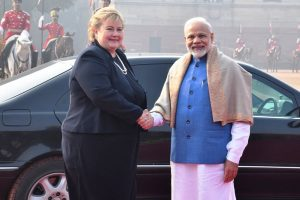 India, Norway to boost ocean economy; work closely on UN's Sustainable Development Goals