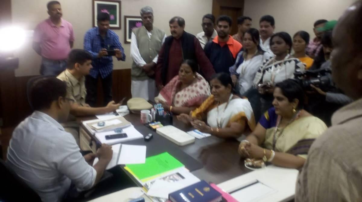 Odisha minor, Odisha newborn dies, Kandhamal district, NHRC, BJD government, Naveen Patnaik government, Mahila Congress, Odisha BJP, Odisha Congress