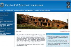 OSSC recruitment 2019: Applications invited for SI and Station Officer posts, check information at ossc.gov.in