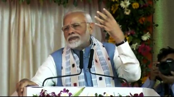 Chowkidar will not rest till those who looted the poor are punished, says PM Modi in Bolangir