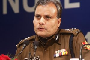 Delhi Police Commissioner requests Delhiites to help keep the city safe