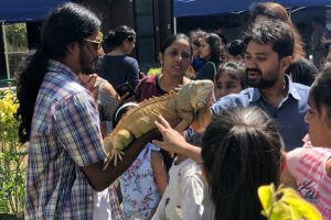 Greenwood High hosted KNOWture- an event dedicated to bring youngsters close to flora and fauna