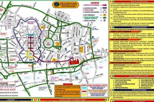 Republic Day Parade 2019: Traffic advisory and traffic diversions for Delhi on 26 January