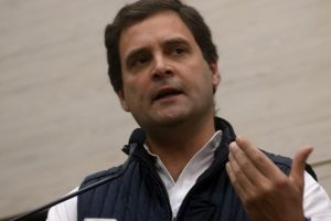 Rahul Gandhi faces heat over 'woman' remark on Nirmala Sitharaman