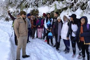 60 tourists rescued from Chopta in Rudraprayag