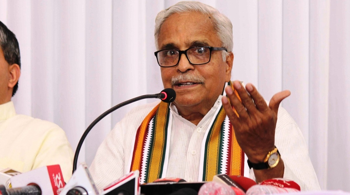 Senior RSS leader, Bhaiyyaji Joshi, Makar Sankranti Utsav, Ram Temple, Odisha