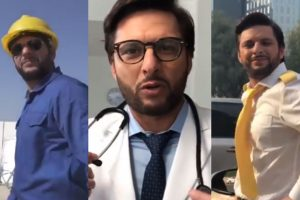 Watch   Shahid Afridi's cryptic new video is reminding cricket fans of 'this' adult film actor