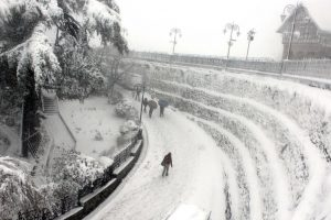 Heavy snowfall in Shimla, Manali; cold wave intensifies in Himachal