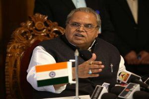 J-K Governor Satya Pal Malik on Republic Day accuses Pak of aiding terrorists
