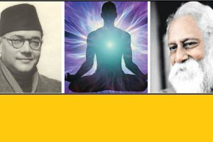 Tagore, Netaji and spirituality