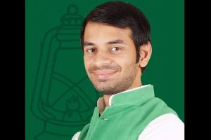 Lalu Prasad's elder son Tej Pratap emerges a big headache for RJD
