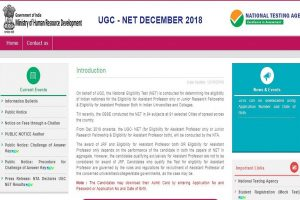 NTA declares UGC NET December 2018 at ntanet.nic.in | Check direct link here