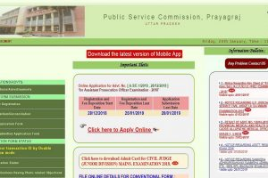 UPPSC PCS/ACF-RFO answer key released at uppsc.up.nic.in   Know how to check answer key here