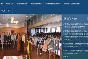 UPSC CDS (I) examination to be conducted on February 3, check details at upsc.gov.in
