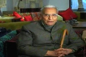 Former Vishwa Hindu Parishad president Vishnu Hari Dalmia dead