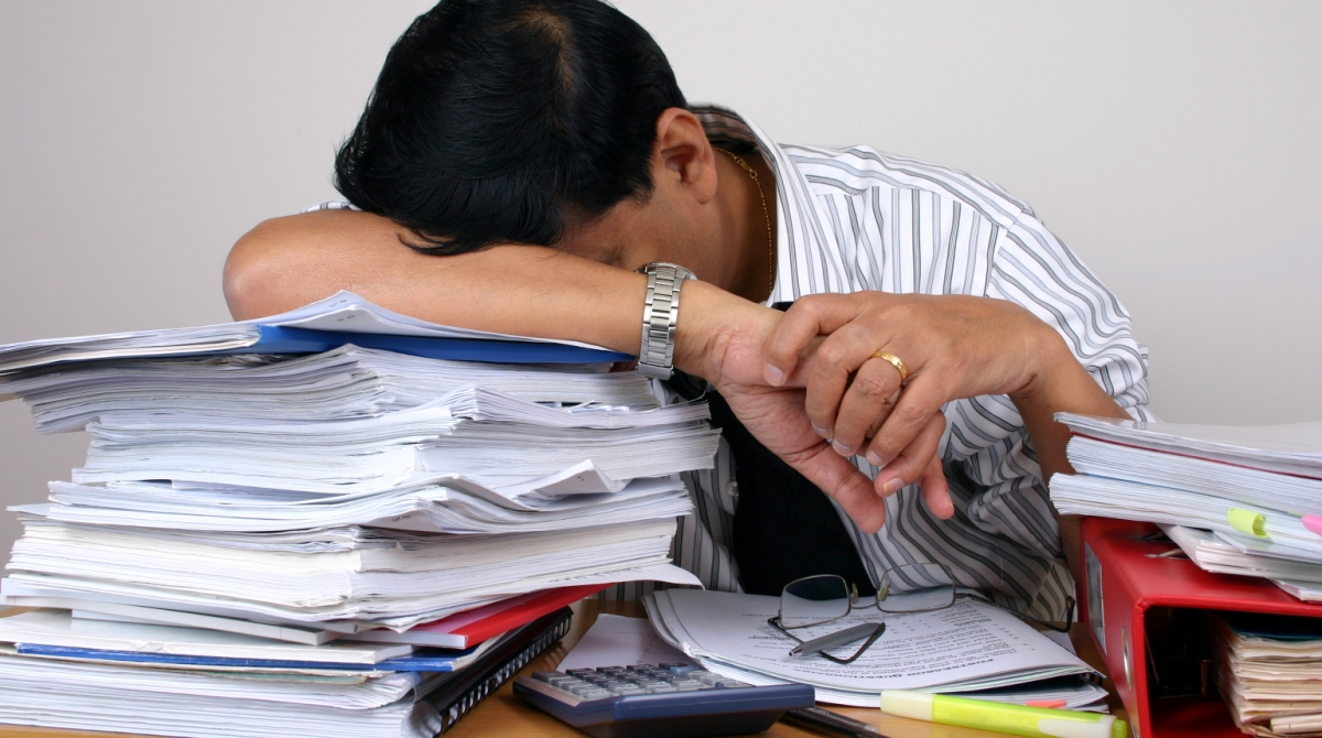 Consequences of increased workload