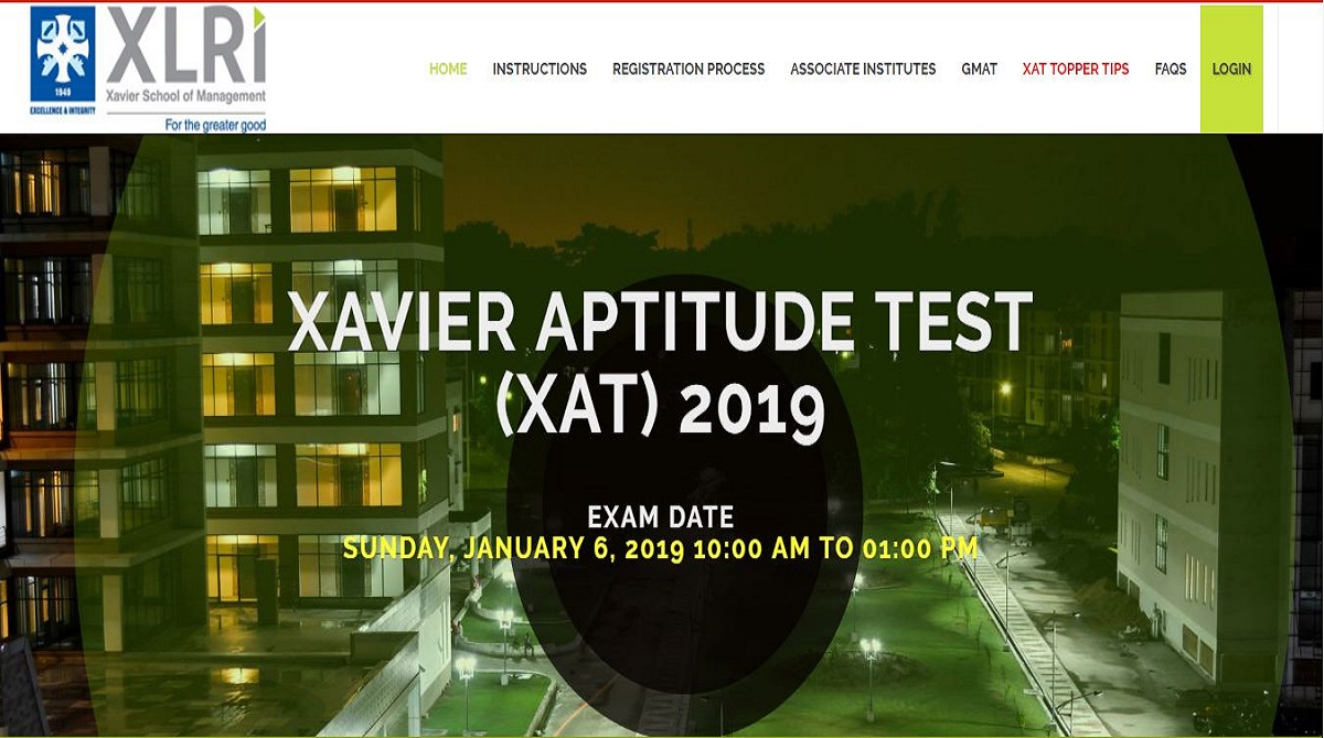 XAT 2019, Xavier Aptitude Test 2019 result, XAT 2019 results, xatonline.in, Xavier Aptitude Test 2019