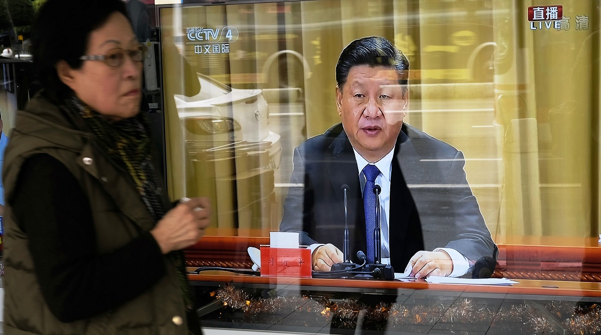 Xi Jinping says China 'must be, will be' reunified with Taiwan