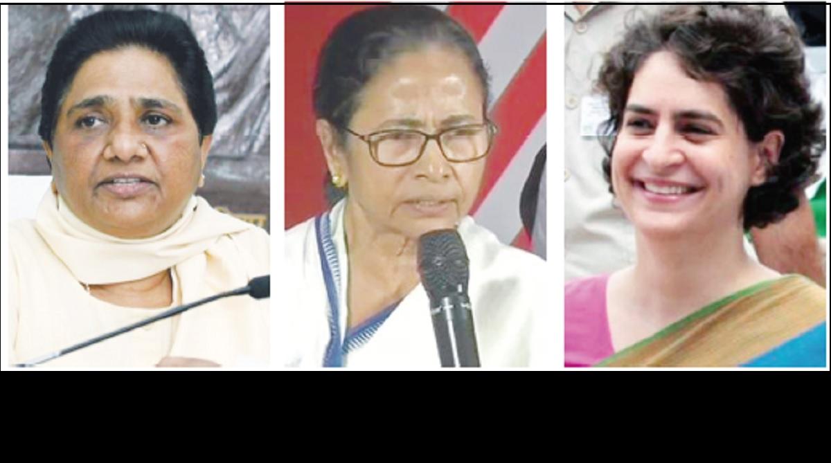3 women who may call shots, Lok Sabha polls, Mayawati, Mamata Banerjee, Priyanka Gandhi Vadra